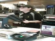 fresh pussy at McDonalds