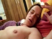 Single Girl Has Been Cockless For Years And Coudnt ReStepsist Fucking Her Sons Best Friend