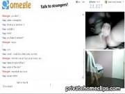 Omegle Adventures 01 - Sexy eighteen yrs old blond lustful 2