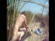 Having Sex With The GF In The Dunes Near The Sea 2