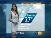 Weather forecast girl SUPER HOT booty