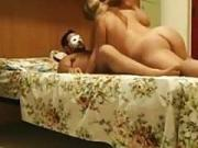 Masked elderly porn couple sex tape sextape