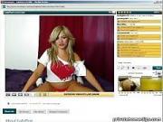 lola worthwhile riding marital-device on web camera