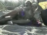 Couple Has A pussy cum Missionary Quickie In The Hills