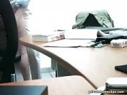 Boss nails his cutie friday