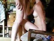 Couple Gets Busted Having Sex