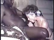 Vintage bukkake cuckold slut 2