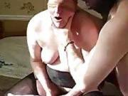 Mature nylon fuckers