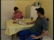 Repairman fucked housewife