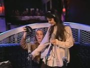 Kendra Jade Rossi and her drunk friends on The Howard Stern Show