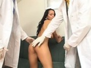 laura's anal exam