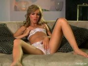 Crystal Klein Lay Back and Enjoy