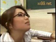 Yuna Takizawa horny tracher