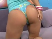 Brianna Beach Round Mound Of Ass