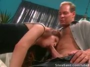 Silvia Saint Huge dick made her squirt