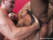 Mason Moore gives an awesome titjob