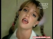 Brtiney Spears in her sexy music videos