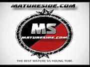 Mature BBW + Boy 04 From MatureSide