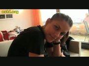 Czech teen girl casting