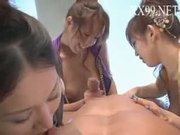 horny and big tis of three girl2