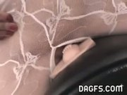 Busty MILF Sybian encounter of the best type
