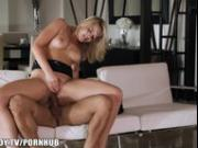 Playboy - Hot blonde knows how to get her way