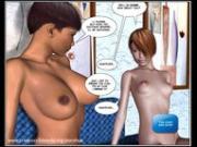 3D Comic: The Shrink