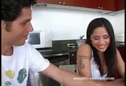 Jenaveve jolie kitchen sex