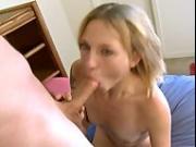 Teen blonde Amanda