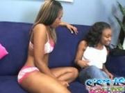 Slutty Ebony Lesbian Hotties