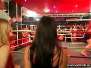 V.I.P.only underground boxing match
