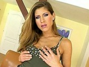 Tonya - Big Dildo for Wet Pink Hole