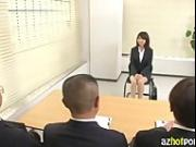 AzHotPorn.com - Shaved Office Lady Hunting