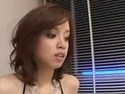 Japanese Lina Aishima