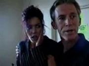 Buck Adams bangs her Blond step daughter