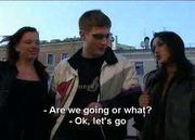 GREAT RUSSIAN TEEN THREESOME