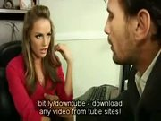 Tori Black fucking at office. Jaja, das ist Banana