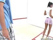 Lezley Zen Squash Game Pound A Thon