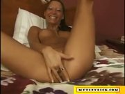  Filthy nympho blowing a tiny dick