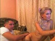 russian beauty sucked on webcam
