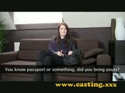 Casting Interview and Audition sex of Australian Babe Beauty