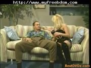 Busty Gal In Latex Enjoy Pussy Drilling bdsm bondage slave femdom domination