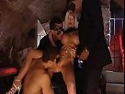 Happy Gangbang in a Dungeon