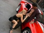 Jessica Drake Quick Blowjob