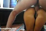 Horny wife gets analized