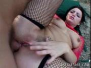 Katrina Kraven DPed and Received Two Anal Creampies - GapeThatAss