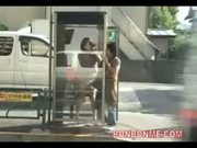 wife be fucked after molested in telephone booth 02