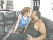 Jesmi Lynn Black Guy Destroys White Sluts Rump
