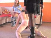 schoolgirls abuse man