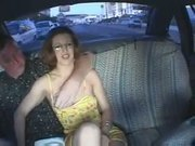clubchexyahoo.com Couple Fucking in a Vegas Cab
